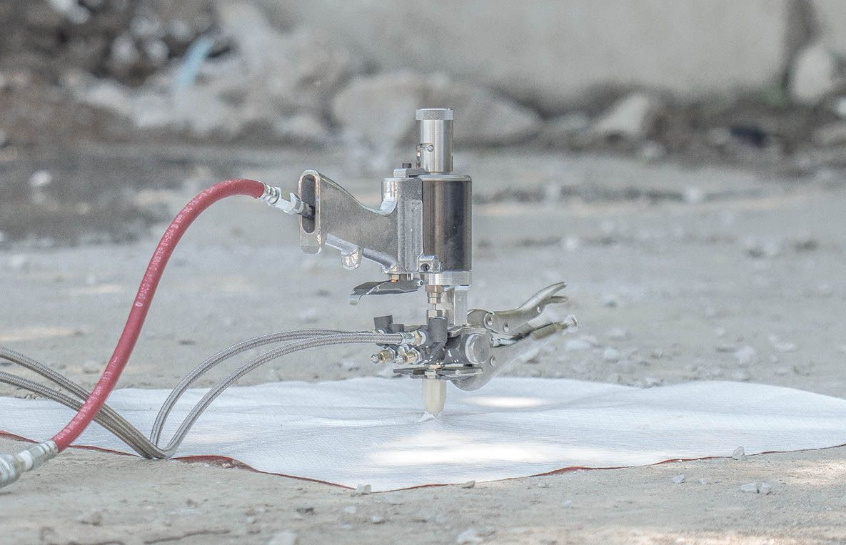 Pin on concrete lifting and leveling