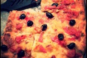 La pizza di papà   Una cucina da single   Pinterest   Cucina and ...