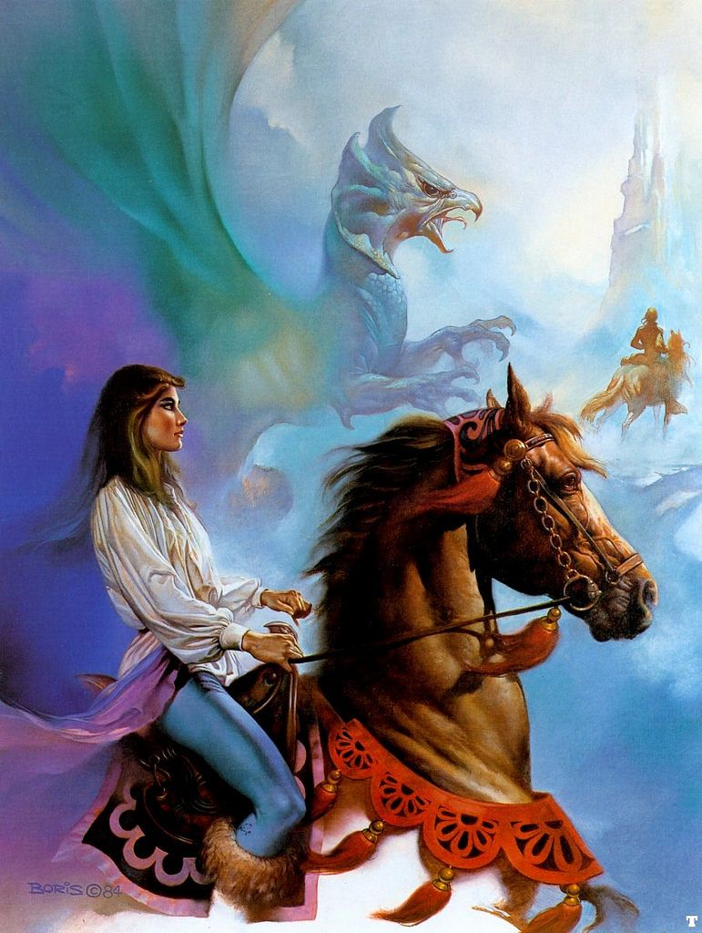 Boris vallejo 4 boris vallejo vallejo fantasy art