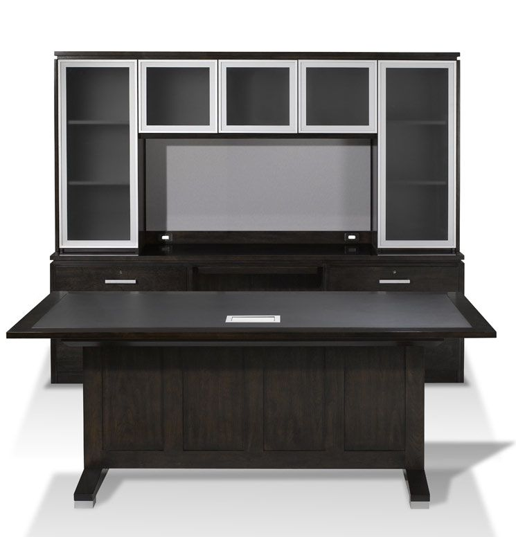Global Zira Desk collection from Boca Office Furniture http://www ...