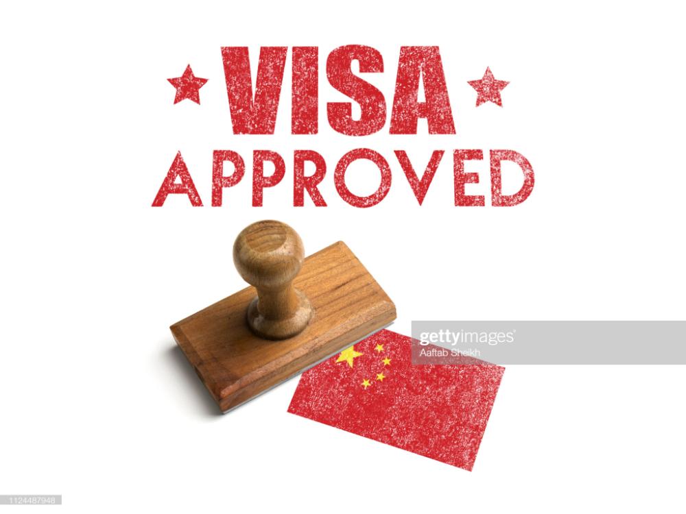 Rubber Stamp Of Country Approved Visa Travel Stamp Stamp Visa