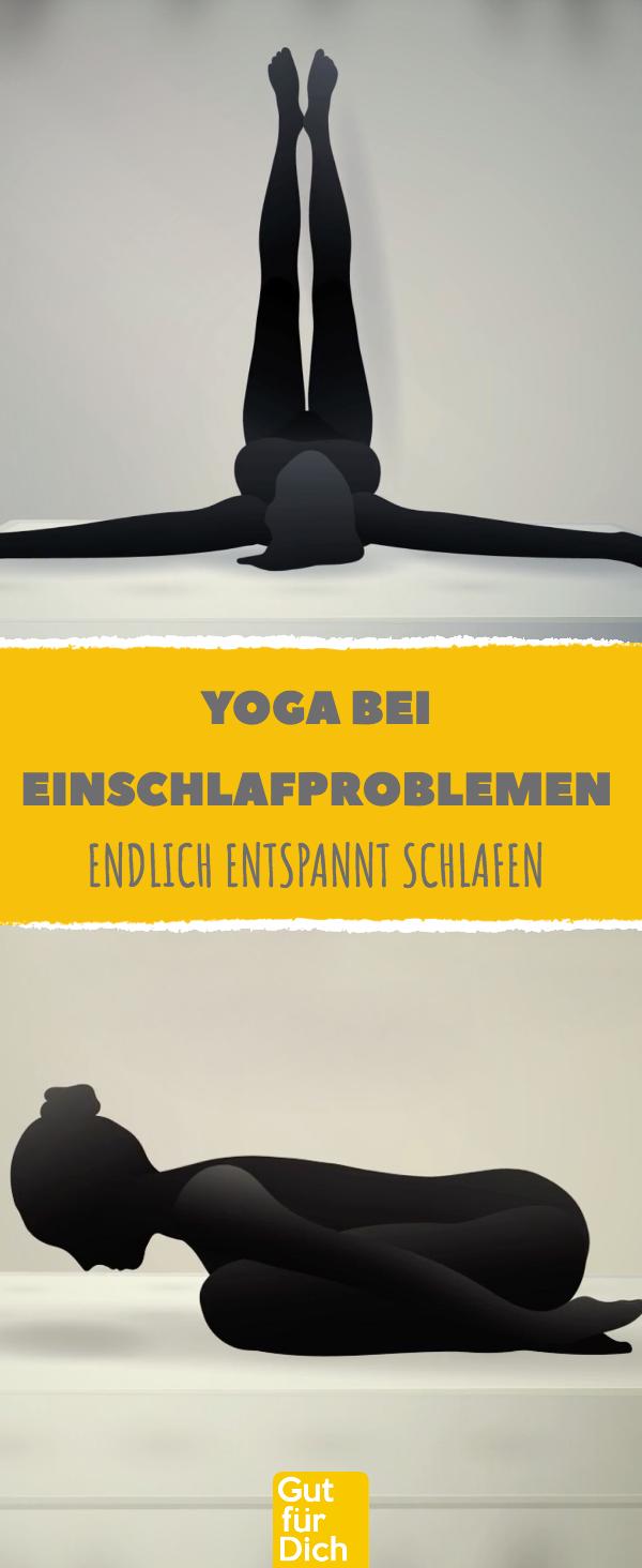 leichte und entspannende yoga bungen als ritual helfen beim einschlafen gut f r dich. Black Bedroom Furniture Sets. Home Design Ideas