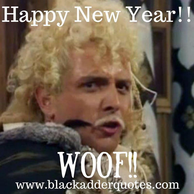 Happy new year comedy photo