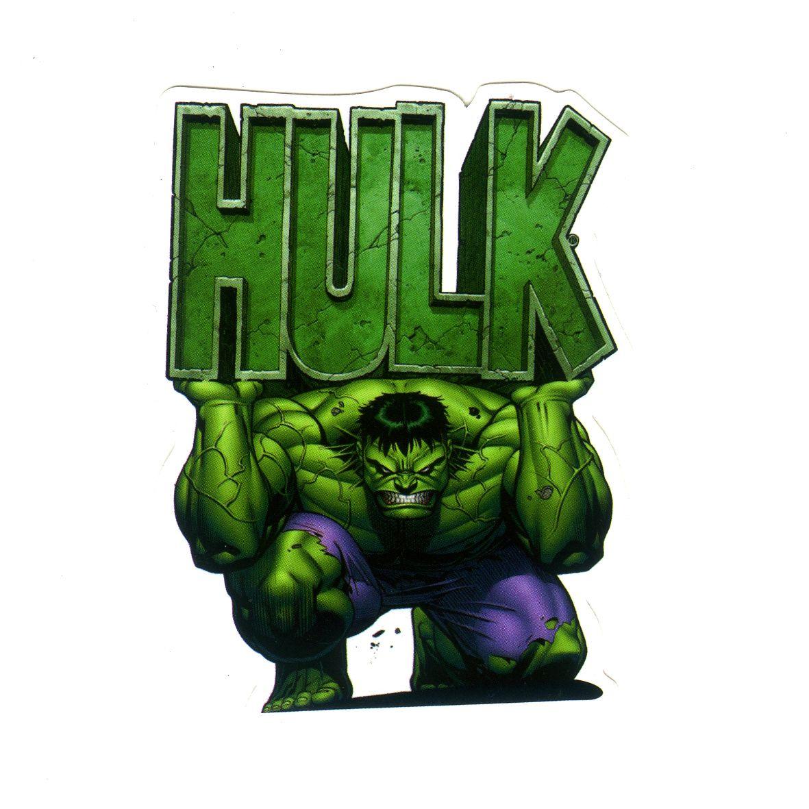 1280 The Hulk Clip Art , Height 8 cm, decal sticker | Clip art