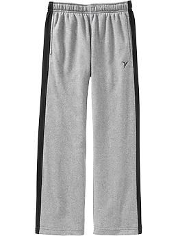 Boys Active by Old Navy Performance-Fleece Track Pants