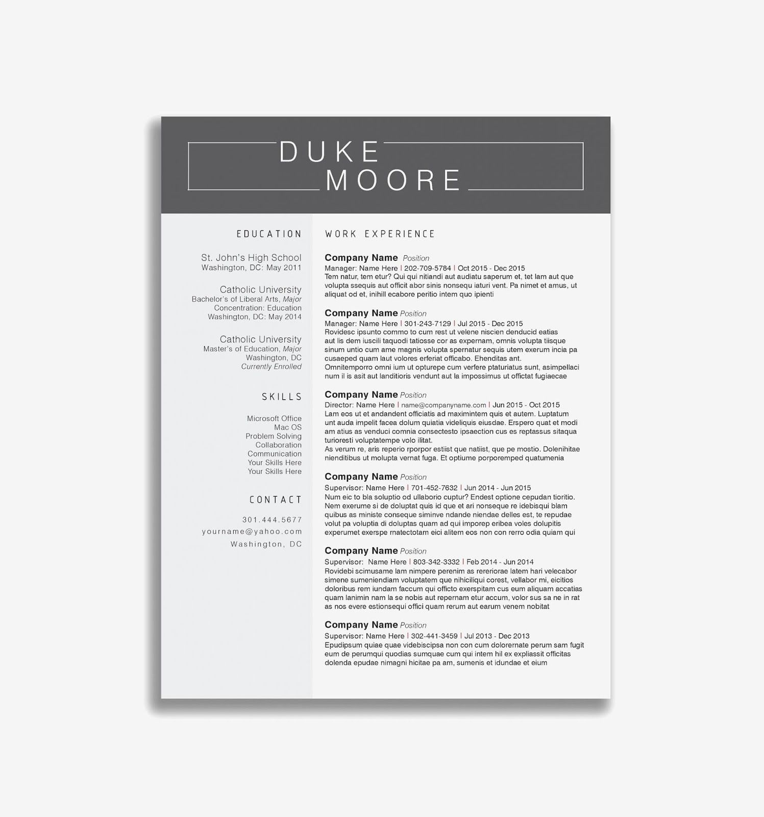 Retail Manager Cover Letter Examples Free, Hece, Finans