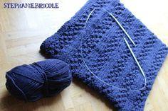 Comment tricoter un snood avec des aiguilles circulaires   Patrons ... 8556e5c1313
