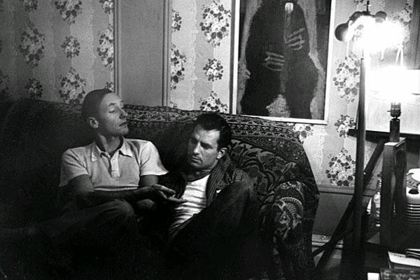 William S. Burroughs and Jack Kerouac