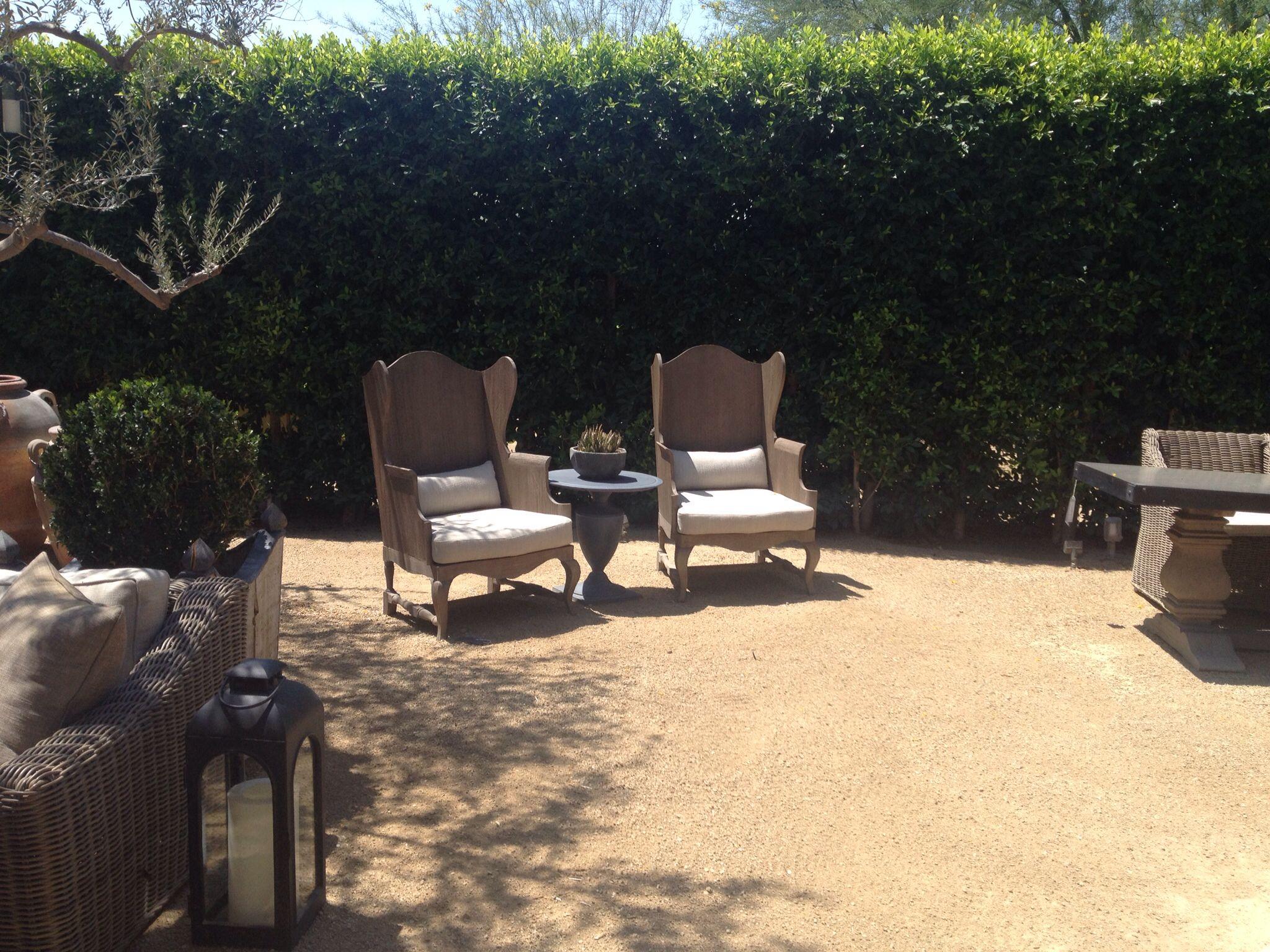 Restoration Hardware Scottsdale Quarter Outdoor Furniture Sets