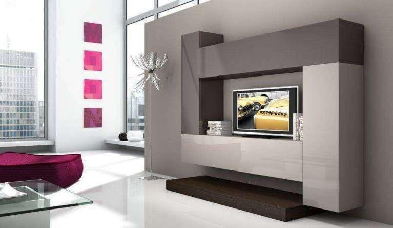 Arredare il soggiorno con il color tortora - Soggiorno color ...
