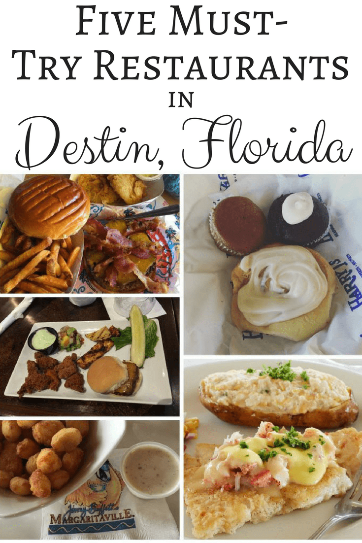 Looking For Great Destin Florida Restaurants Is Known Delicious Seafood And A Unique