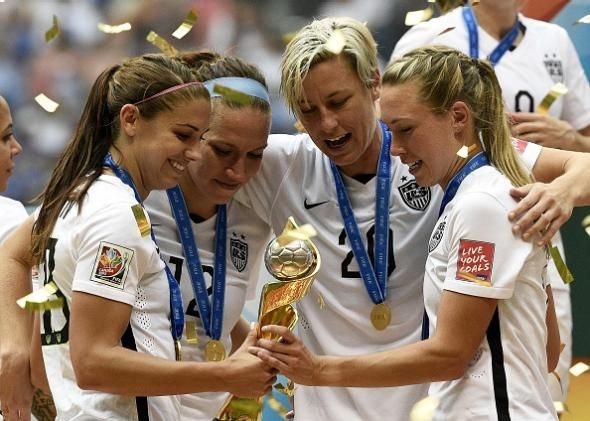 The Uswnt And Women S World Cup Have Evolved Eons From 1999 Are Still Being Held Back By Fifa With Images Sport Girl Women S World Cup Usa World Cup