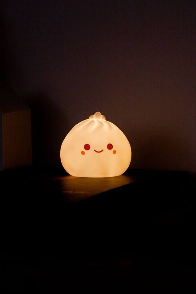 This Night-Light Looks Like a Cute Li'l Soup Dumpling, and I Can't Even Handle It