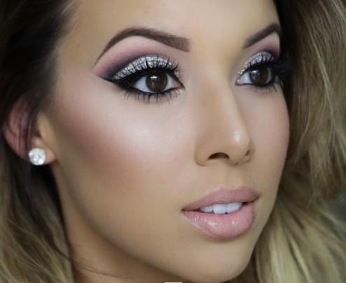 maquillaje de fiesta / tutorial | makeup | pinterest | maquillaje