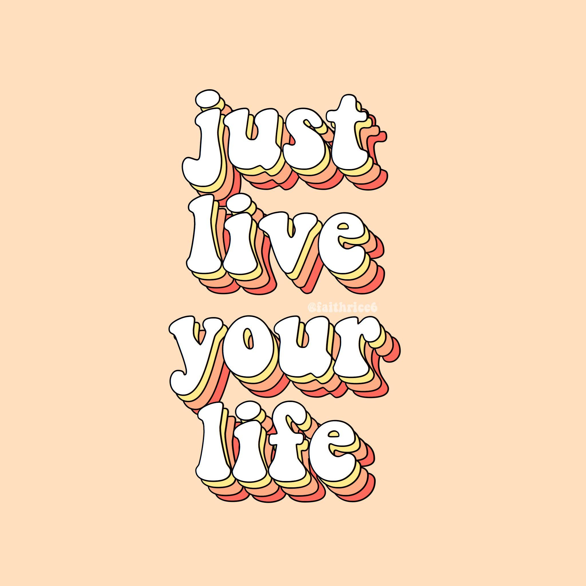 Aesthetic Tumblr Quotes Wallpaper