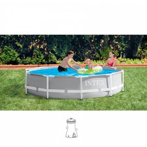 bovengronds zwembad pomp filter hook up