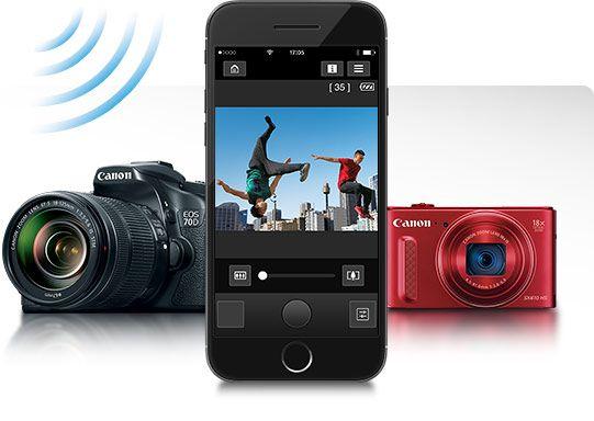 Canon U.S.A. : Camera Connect