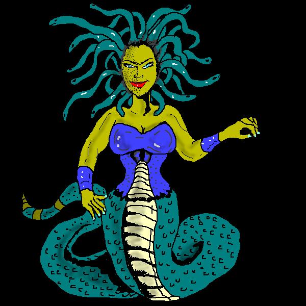 free to use public domain medusa clip art medusa pinterest rh pinterest com