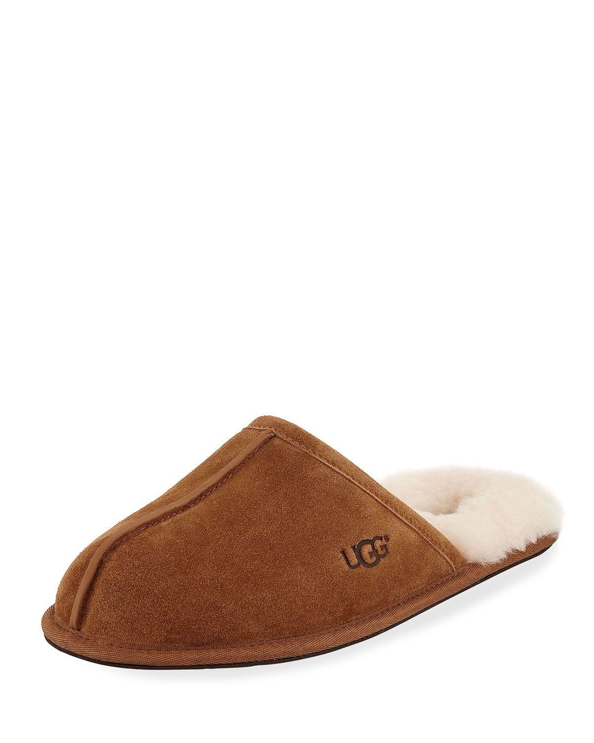 6c3f50af86b UGG MEN'S SCUFF SHEARLING MULE SLIPPER. #ugg #shoes | Ugg ...