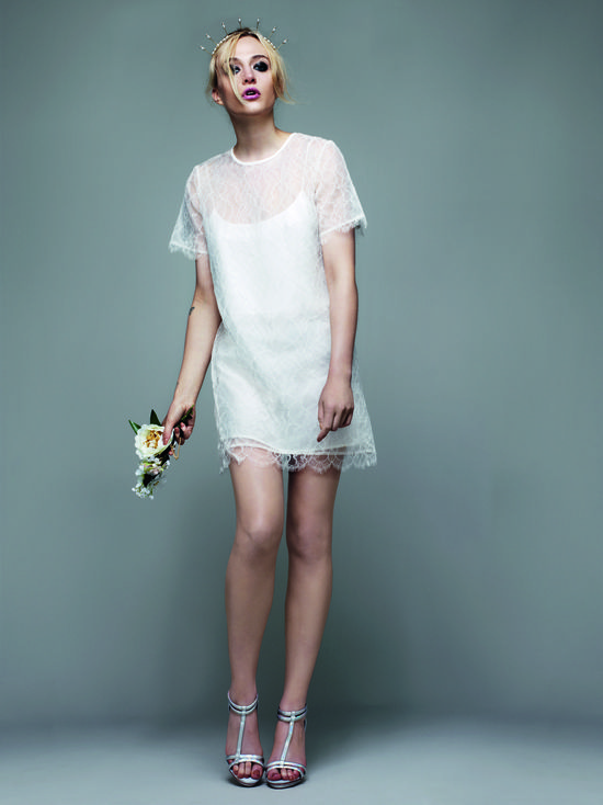 Richard Nicoll Bridal for Topshop!!! Too cute!!! | Wedding belles ...