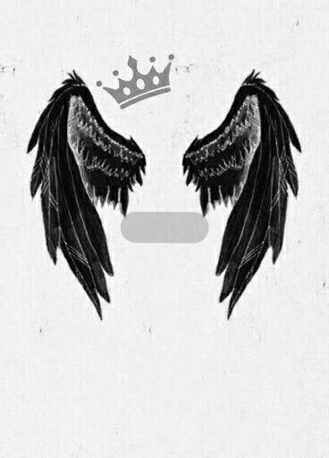 Pin Di Khawlah Su Angel Warrior Tatuaggio Angeli E Diavoli Disegni Di Ragazza Anime Sfondi Carini Black devil wings wallpaper