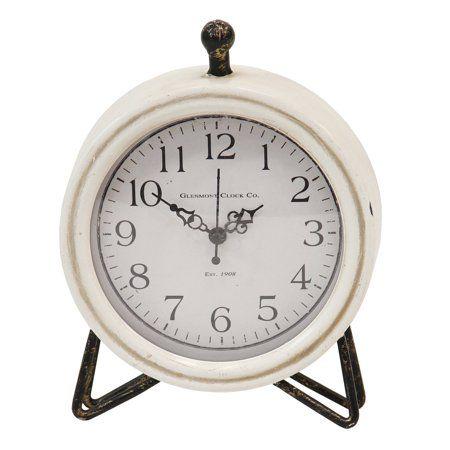 Home Tabletop Clocks Clock Home Decor