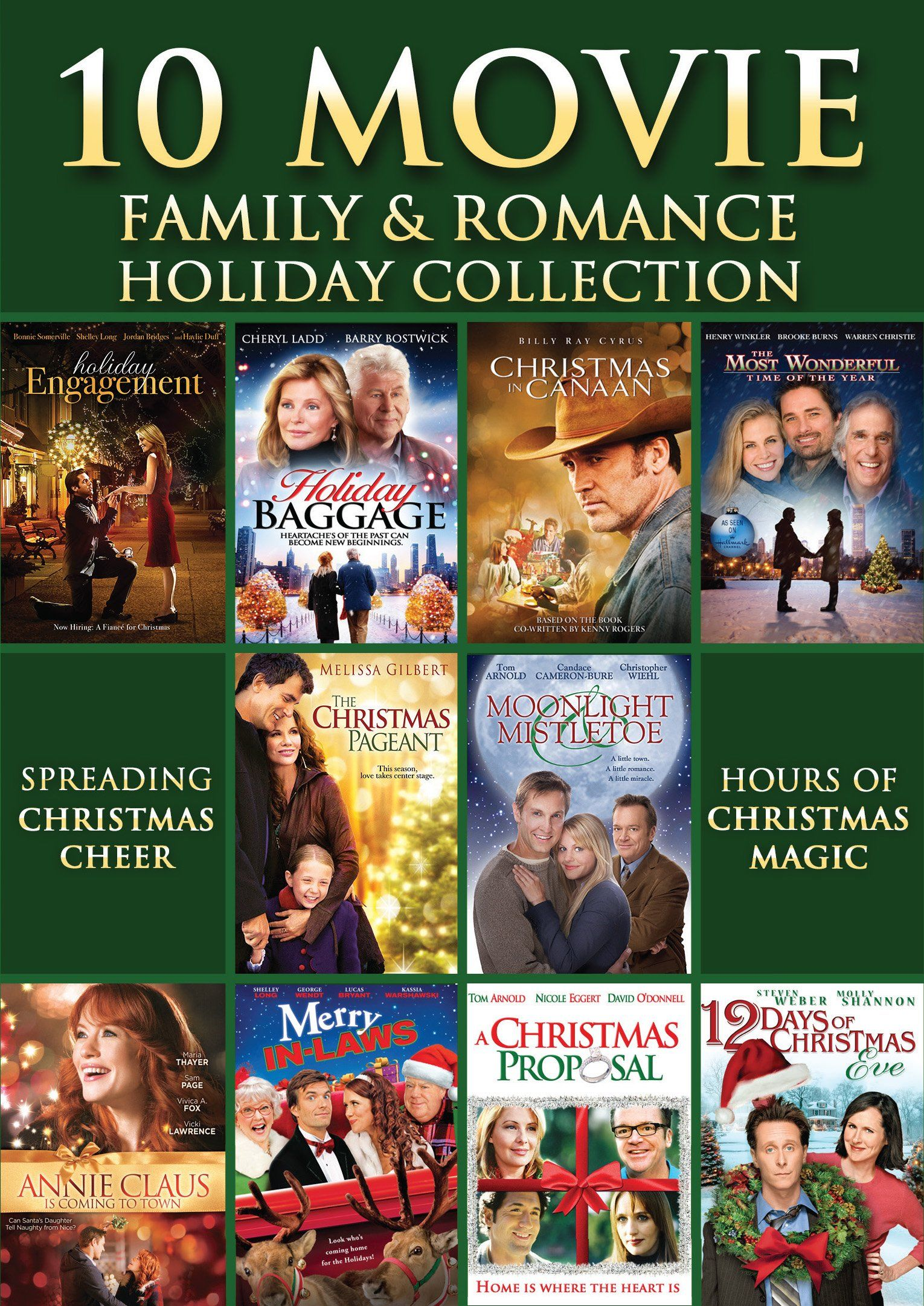 5 KATHRYN SHAY HARLEQUIN ROMANCE FAMILY CHRISTMAS LEGACY ...