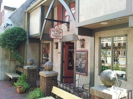 Village Cafe And Creamery Gatlinburg Gatlinburg Restaurants Village Coffee