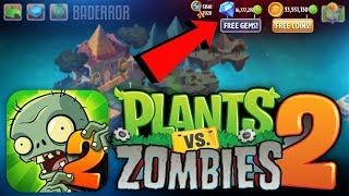 How to Use Plants vs Zombies 2 Hack and Get Unlimited Free Gems,Coins?