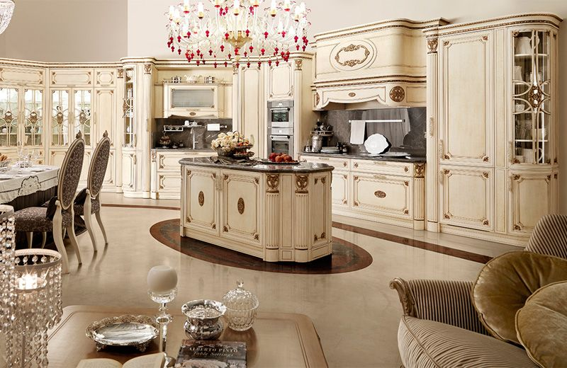 Lusso Mobili ~ Cucina lusso devincenti multiliving piubega mantova esposizione