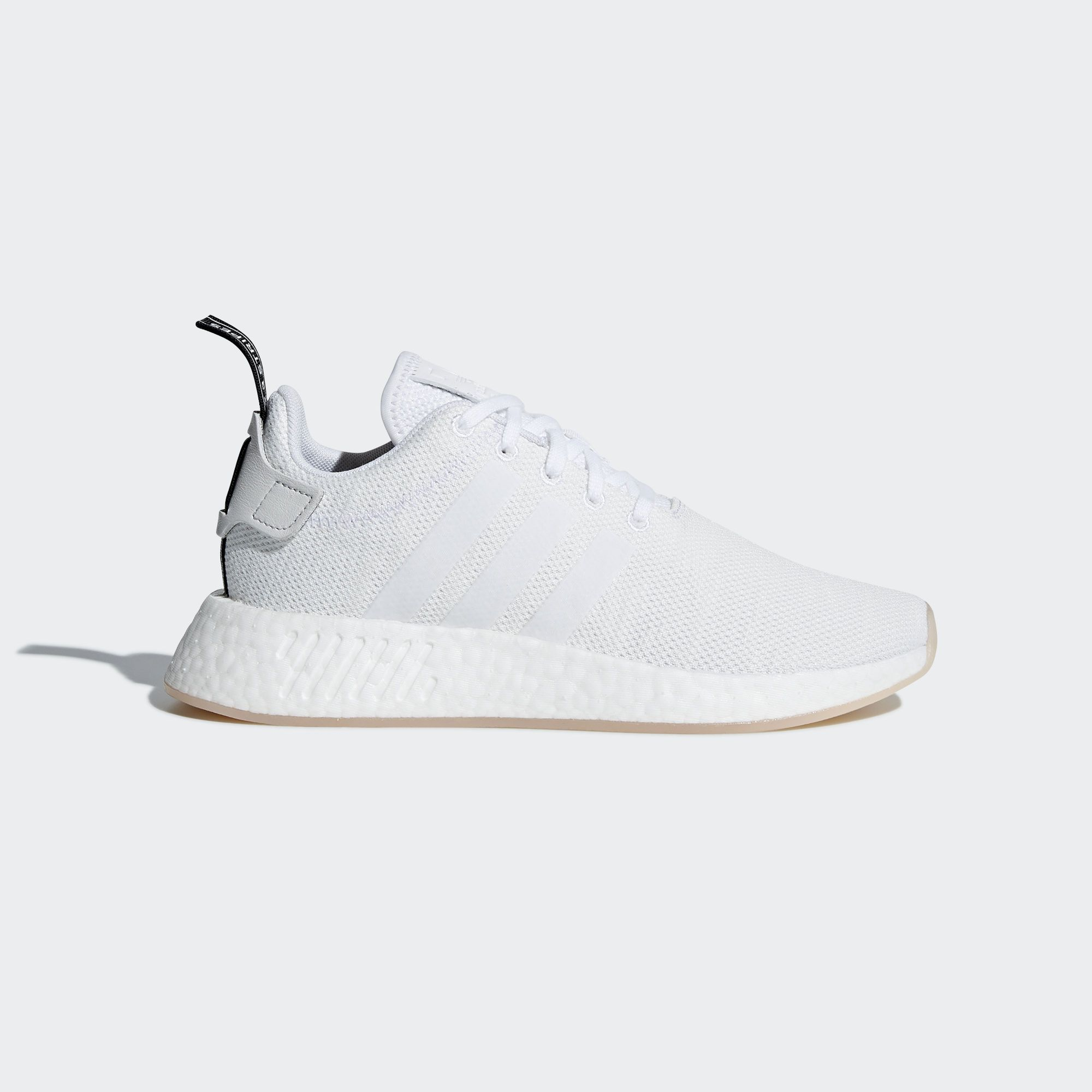 reputable site b8b60 c58d6 $91 Shop the NMD_R2 Shoes - White at adidas.com/us! See all ...