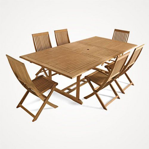 B Q Stanmore Roscana Teak Garden Furniture Clearance 640 x 480