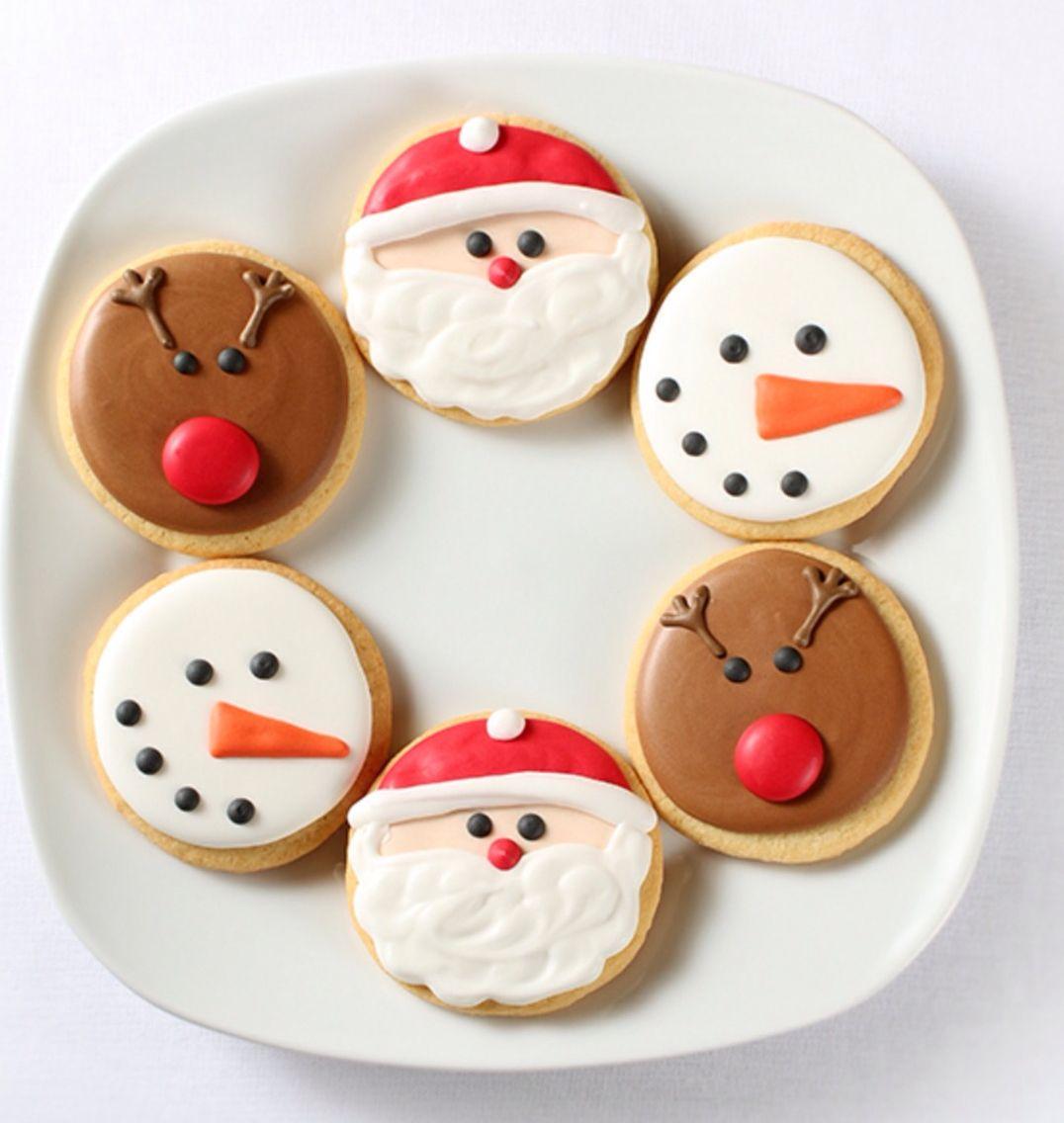 Pin by Linda Johnston on Christmas Cookies   Pinterest   Christmas ...