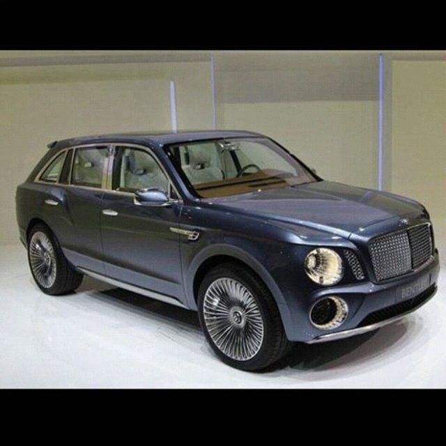 Bentley Suv 4x4 Concept 2007: Bentley Truck, Bentley Suv, Cars