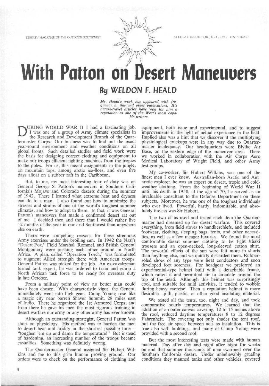 196007 Desert Magazine 1960 July