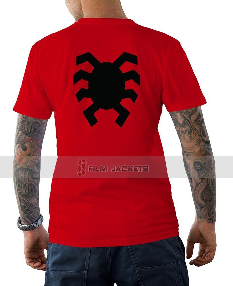 Spider-Man Homecoming Spidey Logo T-Shirt