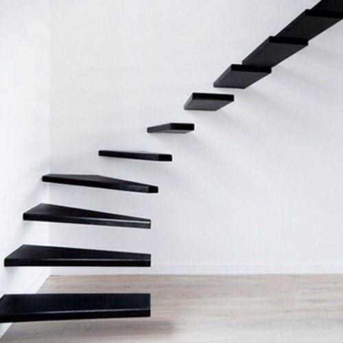 부유계단 float stairs