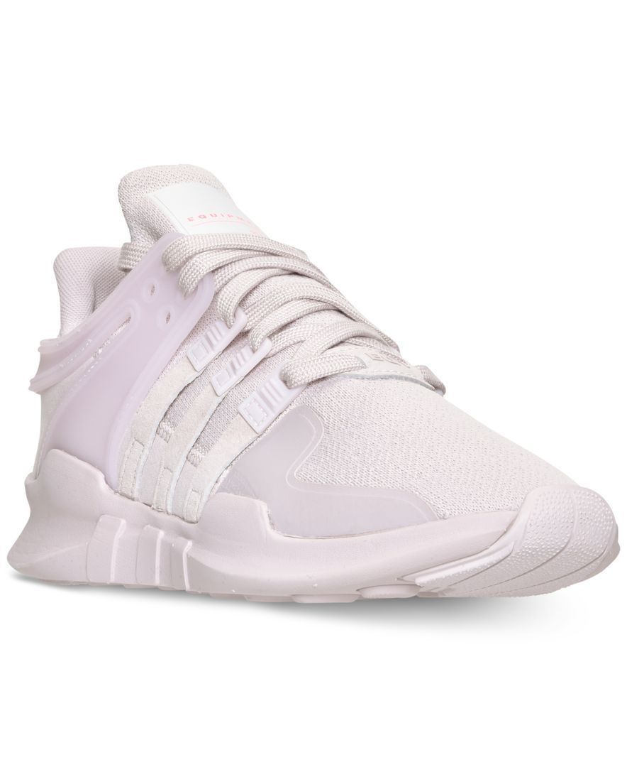 adidas Women\u0027s EQT Support ADV Casual Athletic Sneakers from Finish Line - Finish  Line Athletic Shoes - Shoes - Macy\u0027s