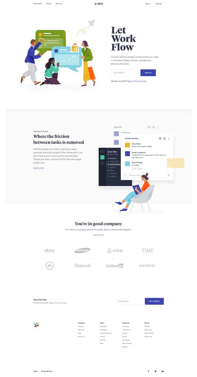 Slack Ueno Digital Agency Web Design Tips Web Design Services Web Design Quotes