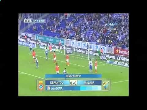 Espanyol Vs Málaga 0:0, Liga BBVA 29/10/2013 HIGHLIGHTS Previews of today's games around Europe can be found at www.foot-ballbett...