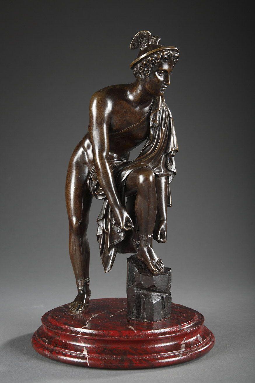 "Bronze Animalier ""L'accolade"", XIXe Siècle"