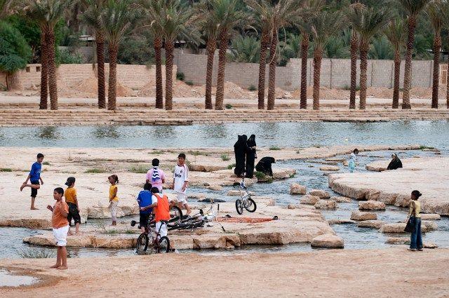 Wadi Hanifah Riyadh Saudi Arabia Thoughts Notes Blog
