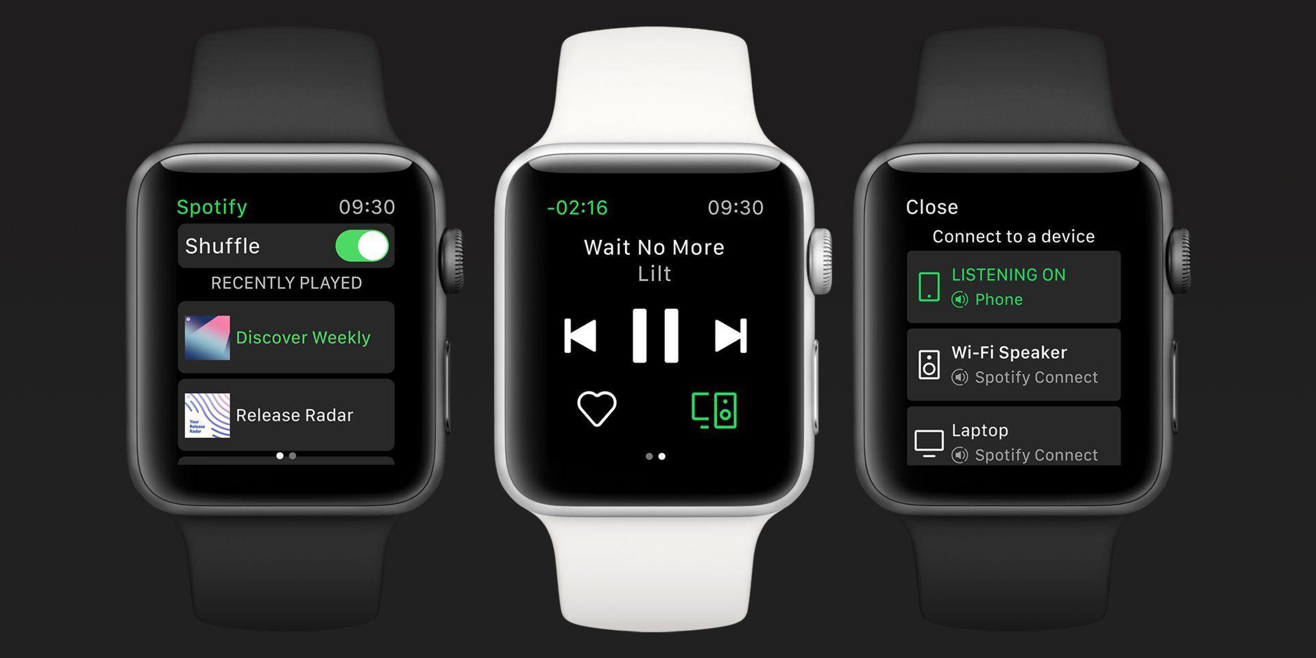 الصفحة غير متاحه Apple Watch Apps Apple Watch Spotify Apple