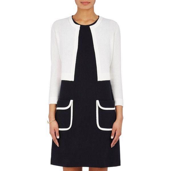 Lisa Perry Women's Cashmere Crop Cardigan Sweater (23.420 RUB ...
