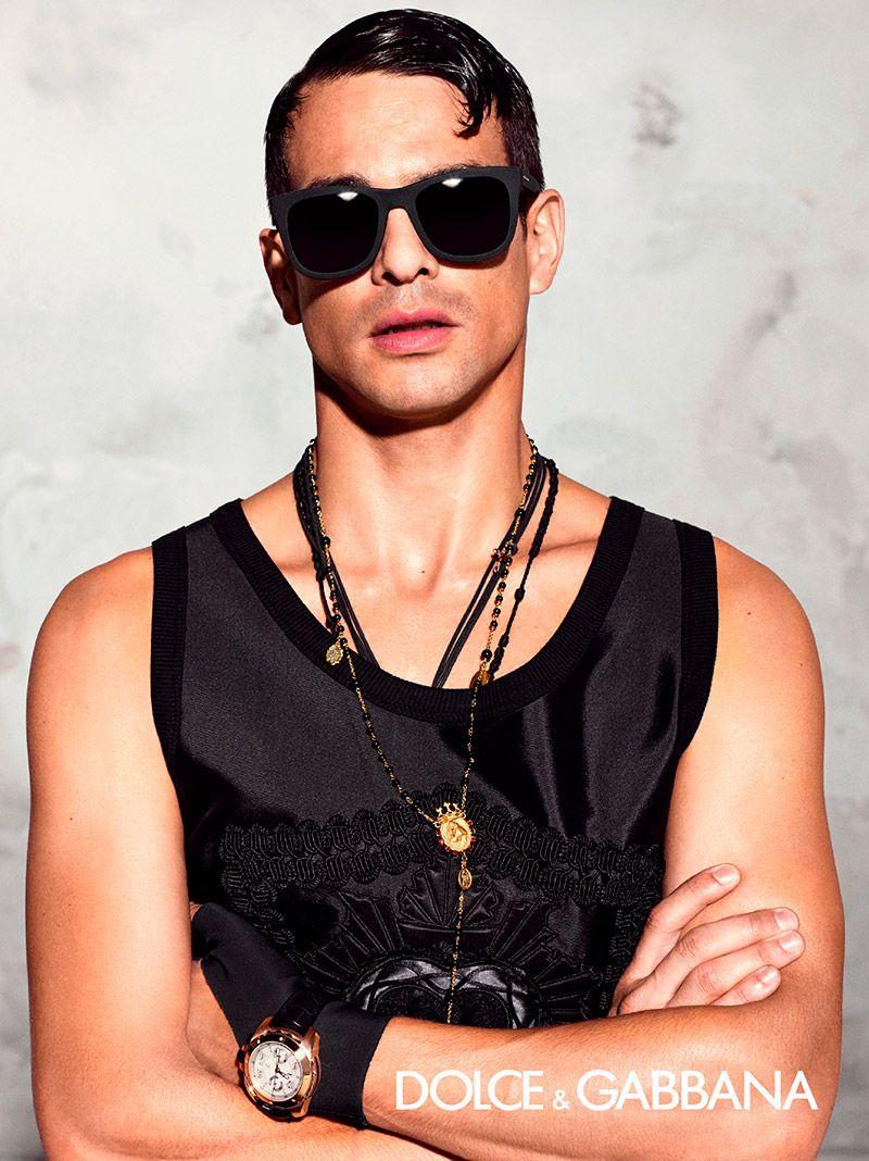 4fa0b330e89b Dolce   Gabbana Spring Summer 2015  Eyewear  glasses  sunglasses