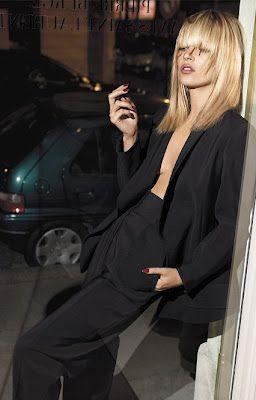 b51bd3c51fa9 Kate Moss à la manière de Betty Catroux.  demars  demarsparis  joaillerie   paris  luxe  icone  style  ysl  yvessaintlaurent  bettycatroux  katemoss
