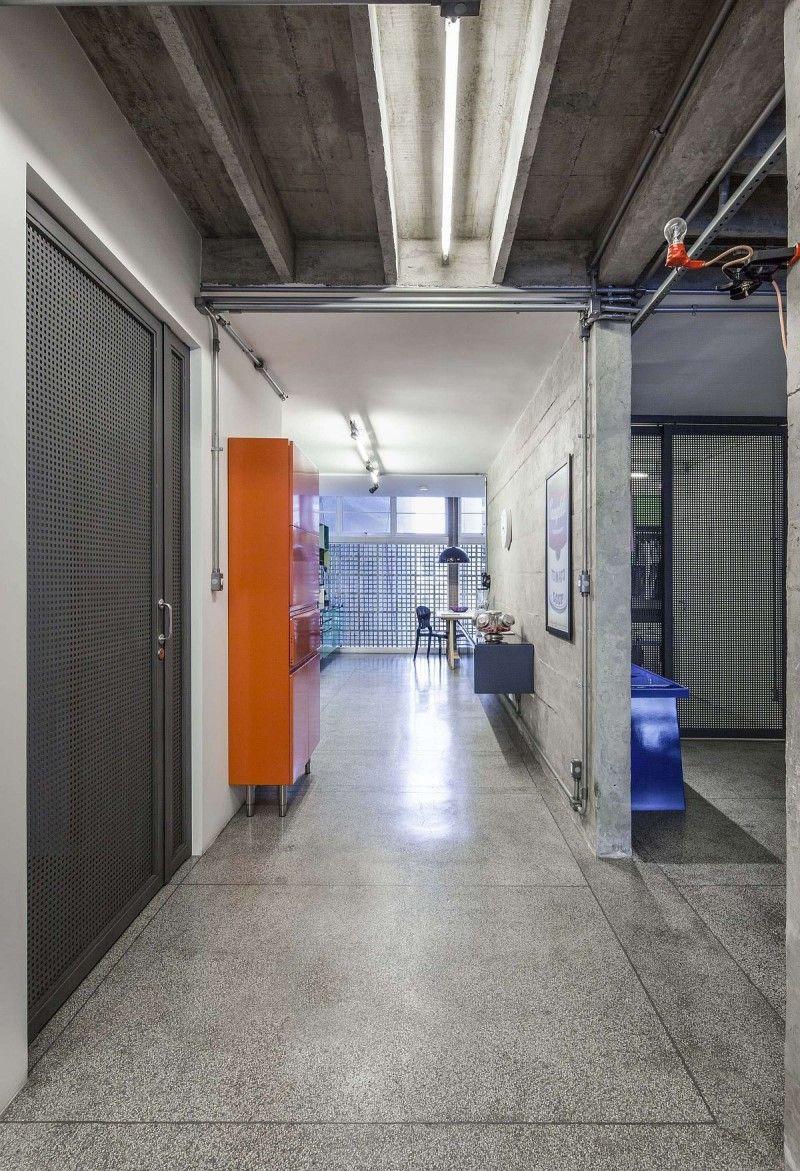 인더스트리얼,빈티지,팝업 컬러가 잘 어우러진 아파트 리모델링SuperLimão Studio : 네이버 블로그