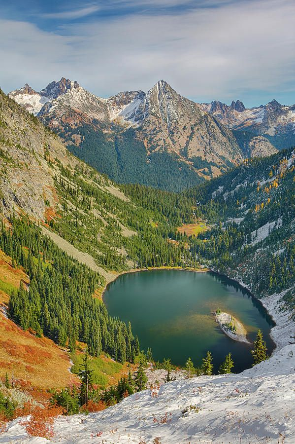 Washington State, Wenatchee National by Jamie and Judy ...