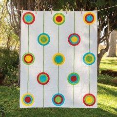GO! Retro Circles Quilt Pattern (PQ10412)