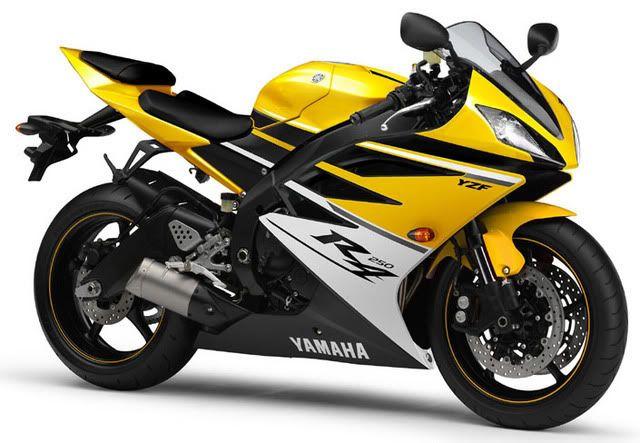 Yamaha YZR 250 R4 | Oh So Sexy...